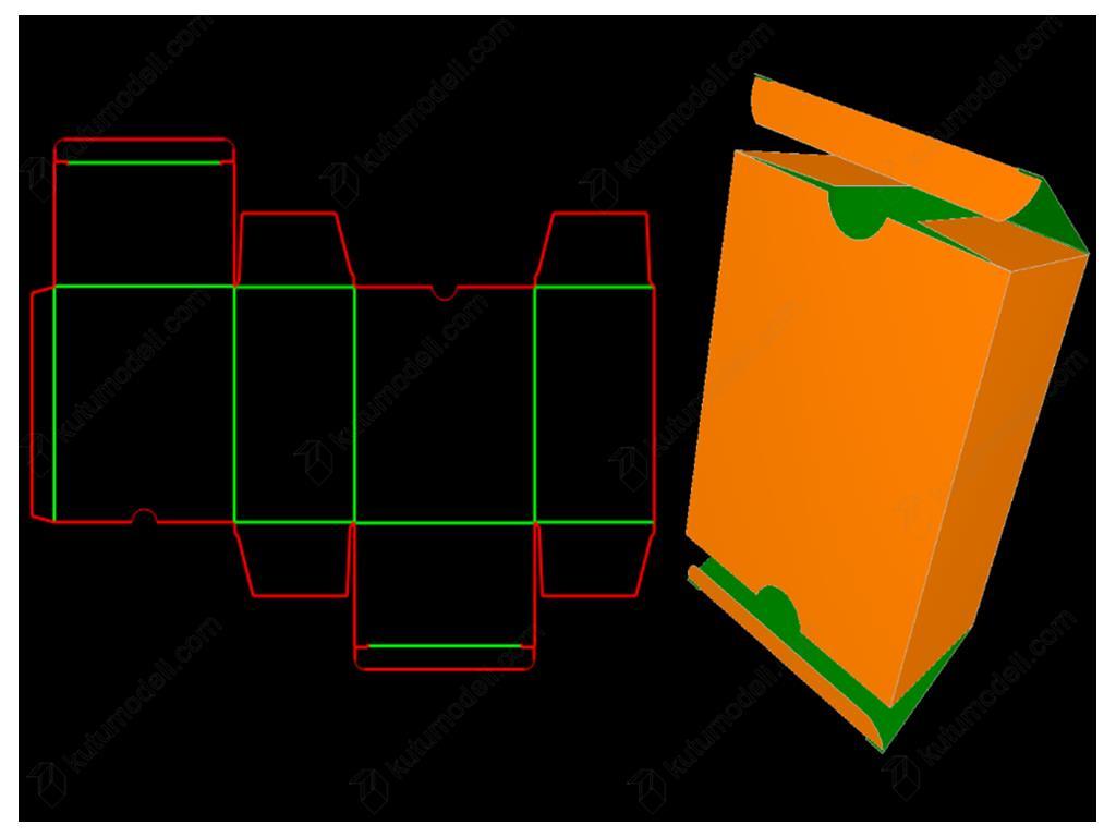 karton kutu çeşitleri