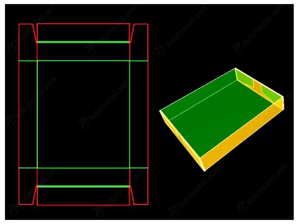 Tava Kutu (Sıkıştırmalı Model )