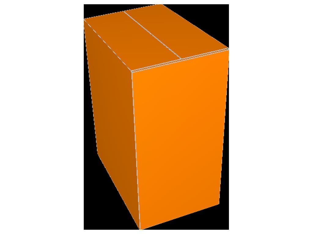 A box - tam kapak