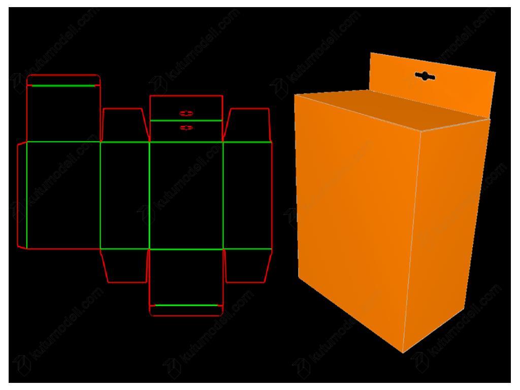 askılı kutu