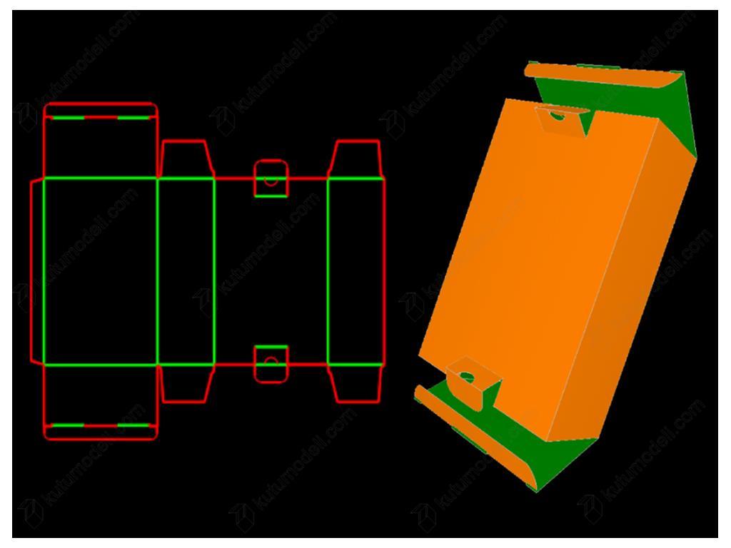 kutu çizimleri vektörel